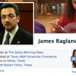 Friend and Dallas Morning News Columnist James Ragland