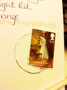 Beautiful Stamp from England